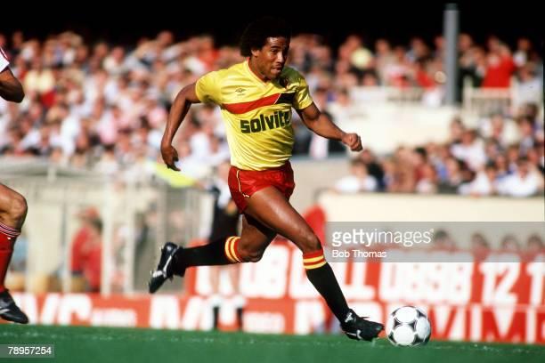 11th October 1986 Division 1 Arsenal 3 v Watford 1 John Barnes Watford