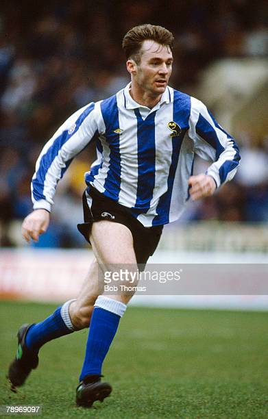 13th April 1991 Division 1 John Sheridan Sheffield Wednesday who also won 34 Republic of Ireland international caps between 19881996
