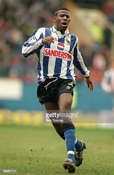 13th February 1993 Chris BartWilliams Sheffield Wednesday