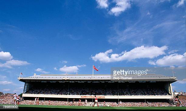 15th August 1987 Division 1 Arsenal 1 v Liverpool 2 The Arsenal Stadium Highbury