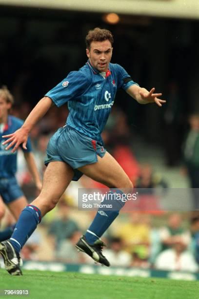 15th September 1990 Arsenal 4v Chelsea 1 Jason Cundy Chelsea