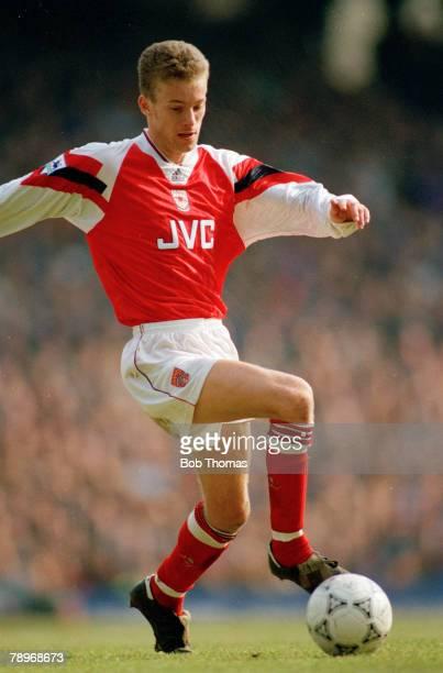 16th April 1994 FA Carling Premiership Ian Selley Arsenal