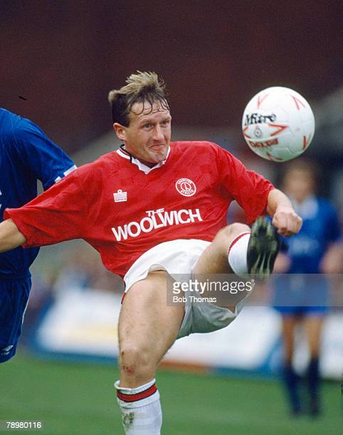 16th September 1989 Division 1 Colin Walsh Charlton Athletic
