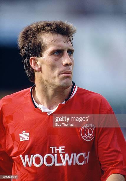 16th September 1989 Division 1 Mark Reid Charlton Athletic 19851990