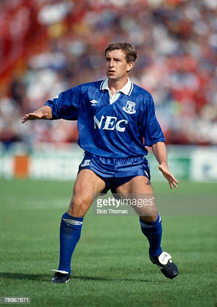 17th August 1991 Division 1 Kevin Sheedy Everton 19821992 who also won 45 Republic of Ireland international caps between 19841993