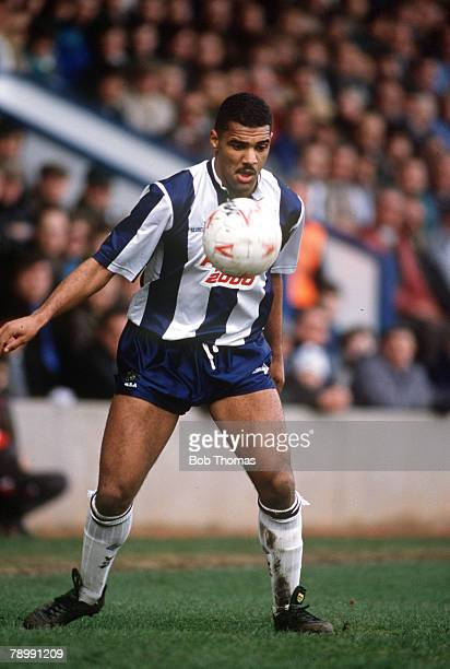 17th February 1990 Don Goodman West Bromwich Albion