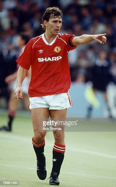 17th September 1988 Bryan Robson Manchester United Bryan Robson also won 90 England international caps between 19811992