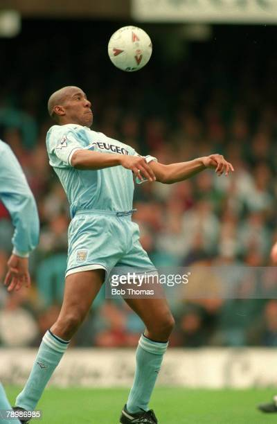 17th September 1994 Dion Dublin Coventry City