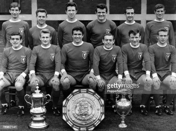 1965 Liverpool FA Cup winners 1965 Back row leftright Geoff Strong Gordon Milne Chris Lawler Tommy Lawrence Gerry Byrne Willie Stevenson Front row...