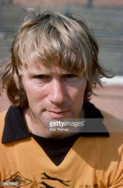 1970's David Wagstaffe Wolverhampton Wanderers winger 19641975