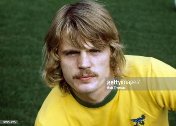 1970's Len Cantello West Bromwich Albion FC