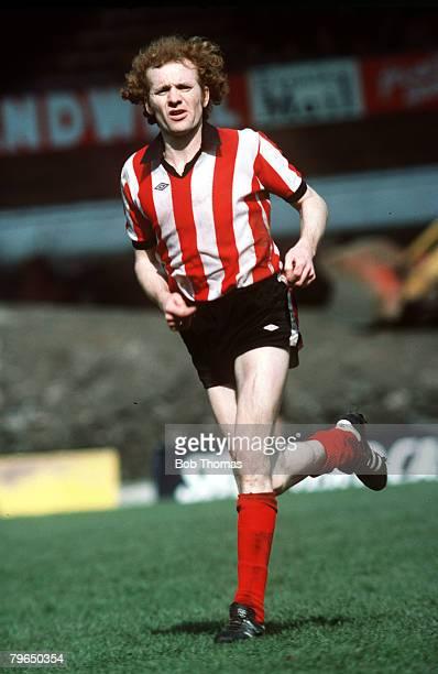 1970's Terry Conroy Stoke City 19671980 a Republic of Ireland international who won 27 international caps