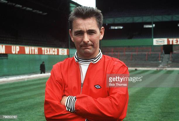 1971 Brian Clough Derby County Manager Brian Clough one of the most successful Managers in British football took Derby County to the League...