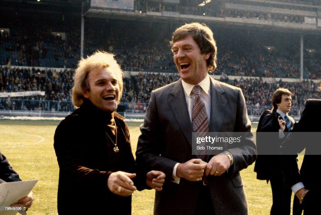 Sport, Football, pic: 1976, FA,Charity Shield at Wembley, Liverpool 1 v Southampton 0, : News Photo