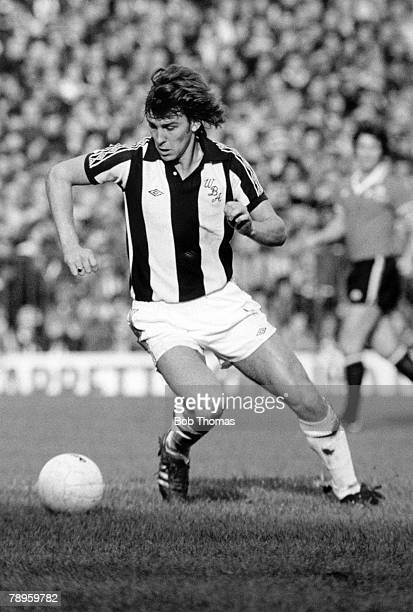 1977 Bryan Robson West Bromwich Albion