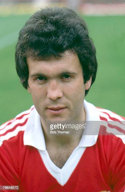 1978 Chris McGrath Manchester United midfielder 19761981