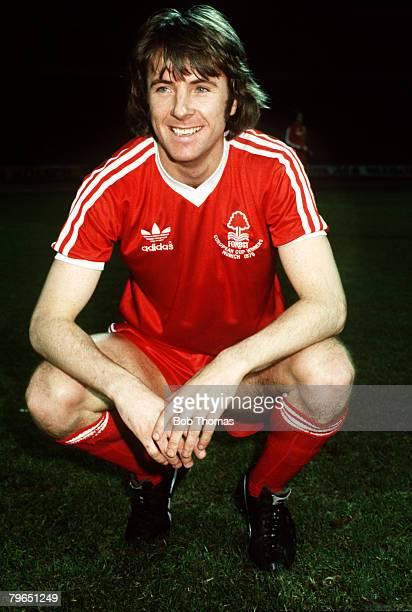 1979 Stan Bowles Nottingham Forest