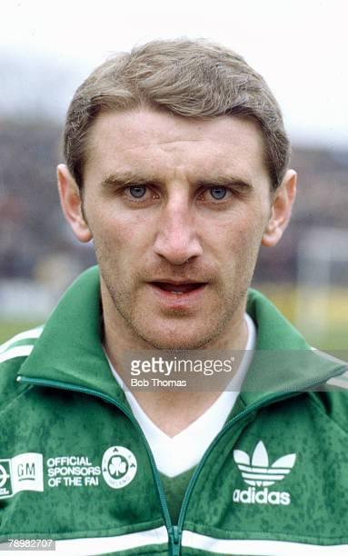 1980's John Anderson Republic of Ireland who won 73 Republic of Ireland international caps between 19801989