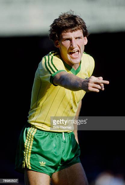 1982 Division 1 Dave Watson Norwich City 19801986 Dave Watson also won 12 England international caps between 19841988
