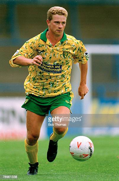 1993 Mark Robins Norwich City 19921994
