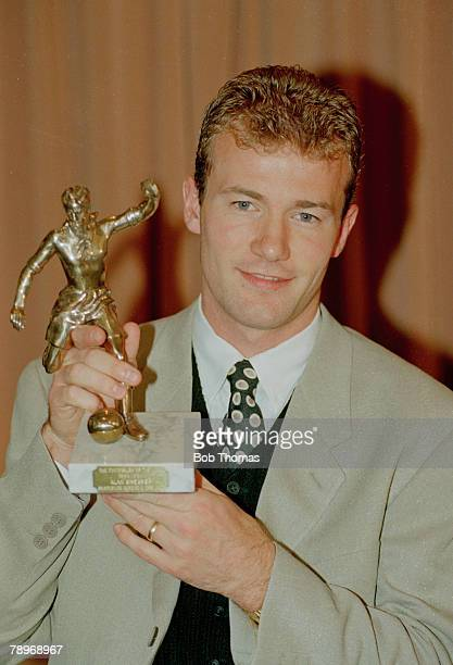 19931994 season Blackburn Rovers and England striker Alan Shearer the Football Writer's Player of the Year Alan Shearer won 63 England international...