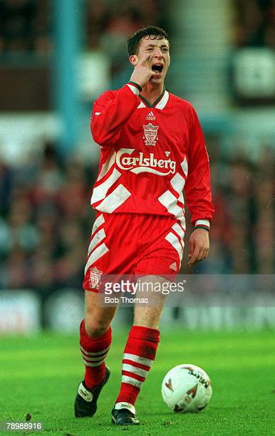 1994 Robbie Fowler Liverpool
