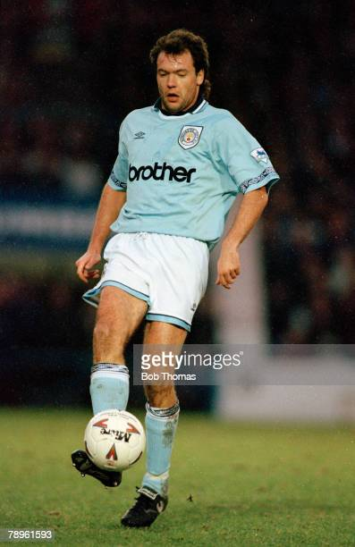 1995 Uwe Rosler Manchester City striker 19931998