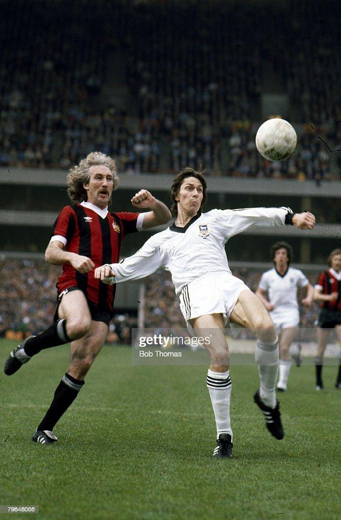 BT Sport Football Pic 1st April 1981 FA Cup Semi