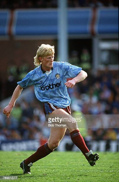 1st April 1990 Division 1 Colin Hendry Manchester City