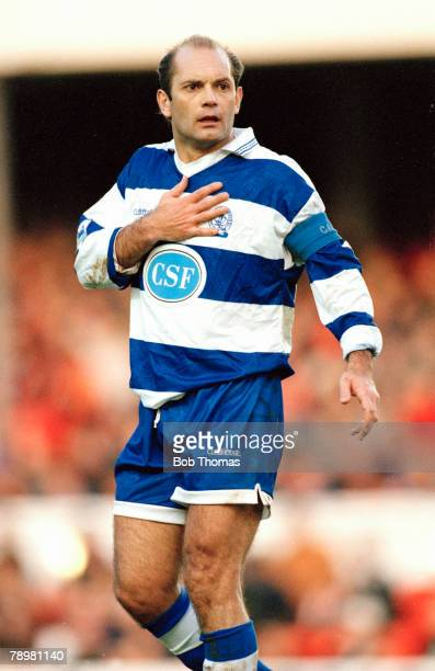 1st January 1994 Premiership Ray Wilkins Queens Park Rangers Ray Wilkins also won 84 England international caps in his career between 19761986