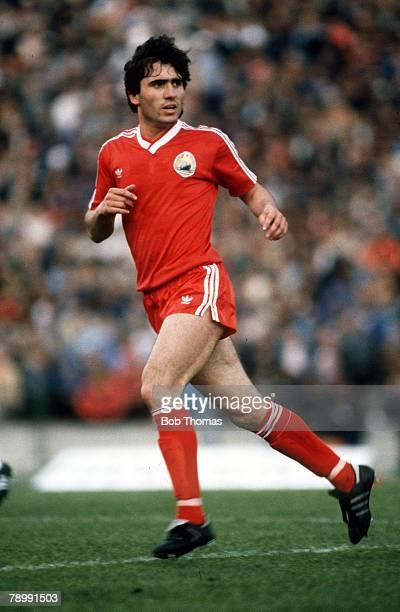 1st May 1985 Gheorghe Hagi Romania