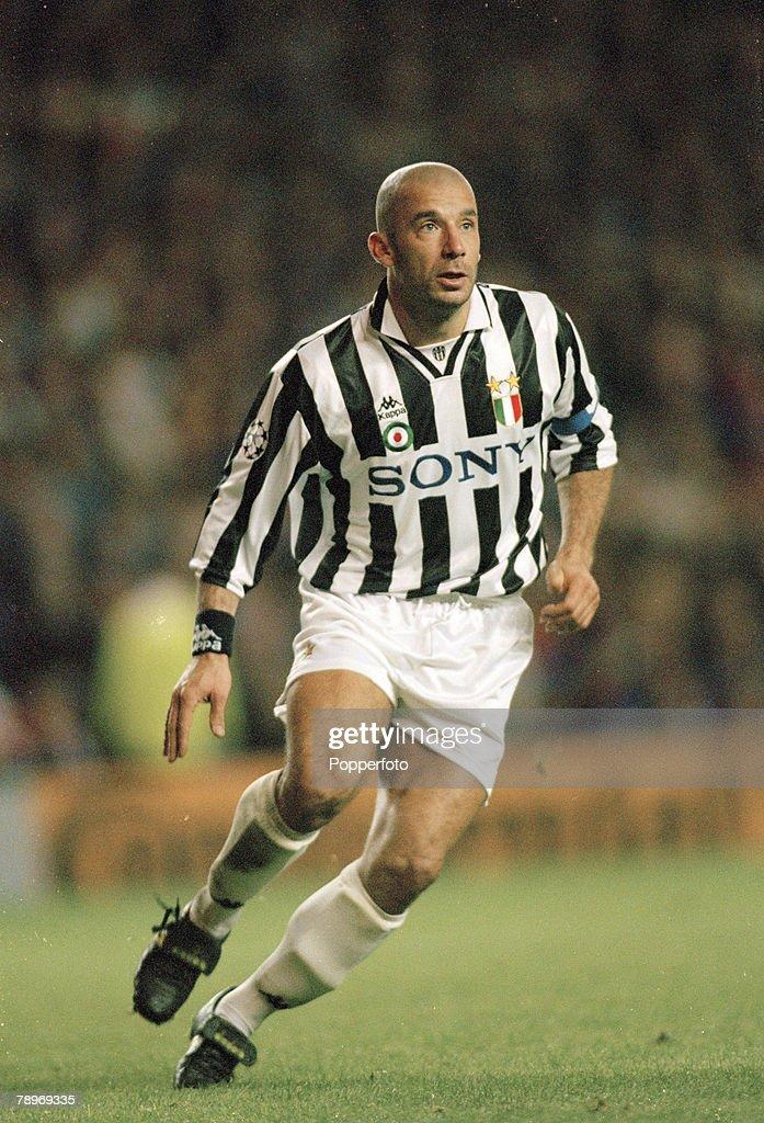1st November 1995 Uefa Champions League Rangers 0 V Juventus 4 News Photo Getty Images
