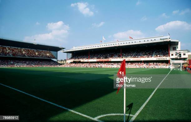 20th August 1995 FA Carling Premiership Arsenal 1 v Middlesbrough 1 A general view of Highbury