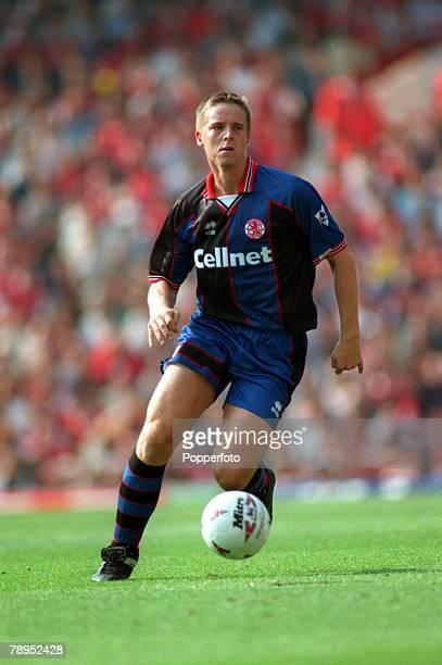 20th August 1995 Jan Age Fjortoft Middlesbrough