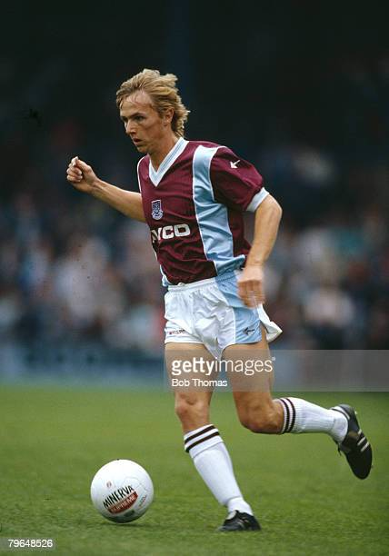 21st August 1988, Kevin Keen, West Ham United