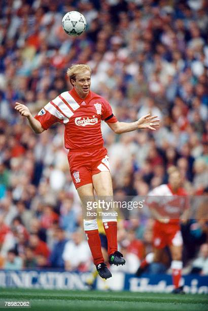 23rd August 1992 Premier League Mark Wright Liverpool central defender 19911998 Mark Wright won 45 England international caps between 19841996