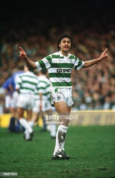 25th February 1990 Paul Elliott Celtic