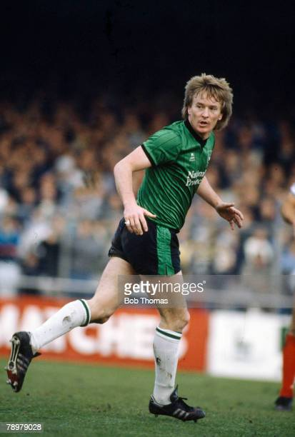 26th December 1986, Division 2, Tommy Tynan, Plymouth Argyle striker