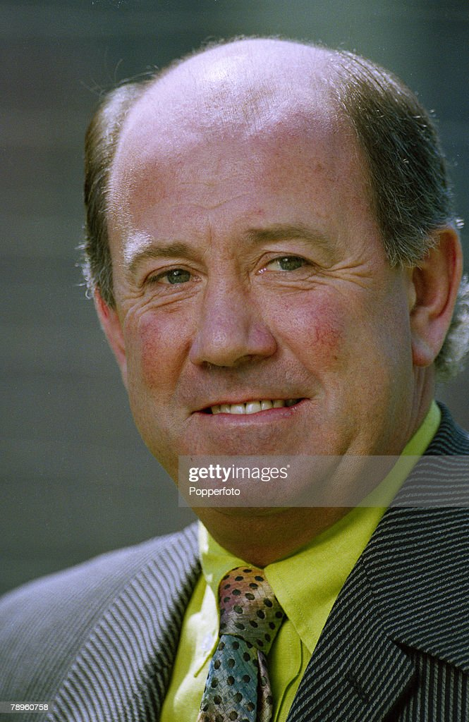 Sport. Football. pic: 26th May 1997. Howard Kendall, Sheffield United Manager. In a successful 1st term as Everton Manager (1981-1987), Howard Kendall won 2 League Championships, FA.Cup and European Cup Winners Cup. : News Photo