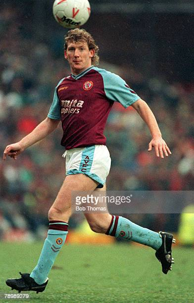 27th January 1990 Kevin Gage Aston Villa