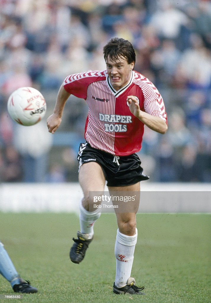Sport. Football. pic: 27th March 1989. Division 1. Micky Adams, Southampton. : News Photo