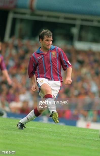 28th August 1993 FA Premier League Ray Houghton Aston Villa