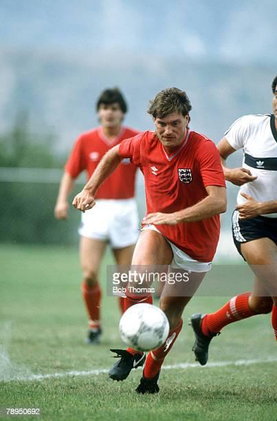 28th May 1986Friendly in Monterrey Monterrey 1 v England 4 Glenn Hoddle England