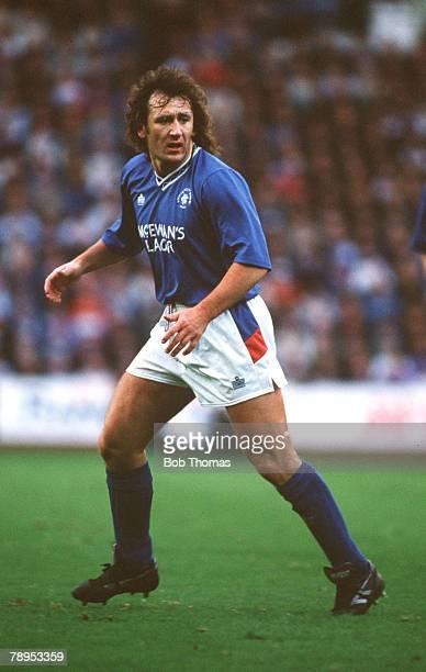 2nd January 1991, Scottish Premier League, Terry Hurlock, Rangers