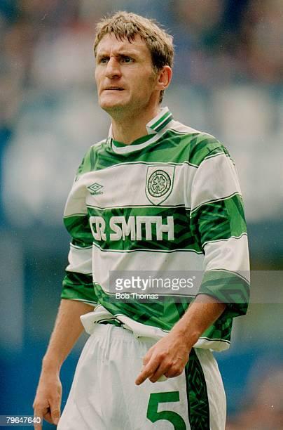 30th April 1994 Scottish Premier League Tony Mowbray Celtic