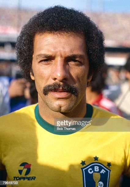 30th June 1985 World Cup Qualifier in Sao Paulo Brazil 1 v Bolivia 1 Junior Brazil