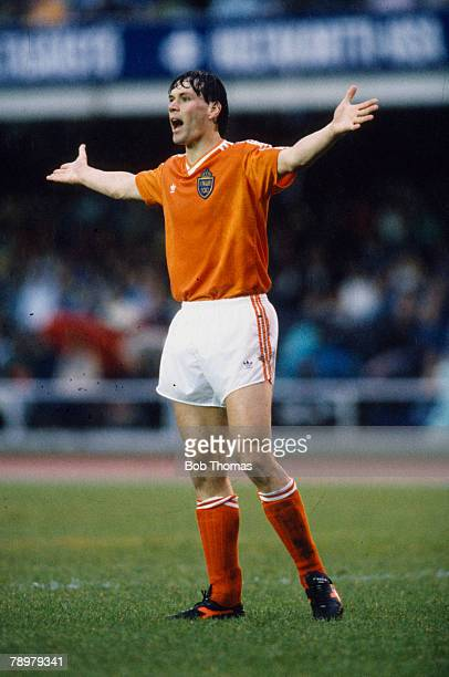 31st May 1989 World Cup Qualifier in Helsinki Finland 0 v Holland 1 Marco Van Basten Holland Who won 58 Holland international caps between 19831992