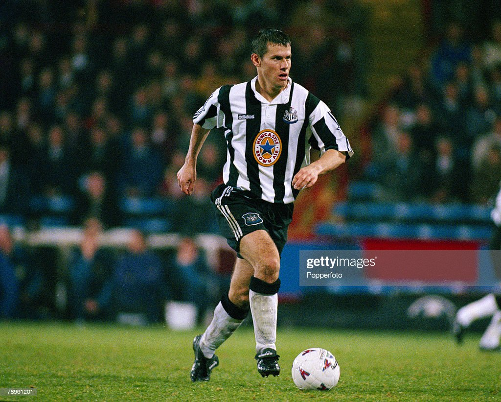 3rd December 1995, FA, Carling Premiership, Robert Lee, Newcastle United