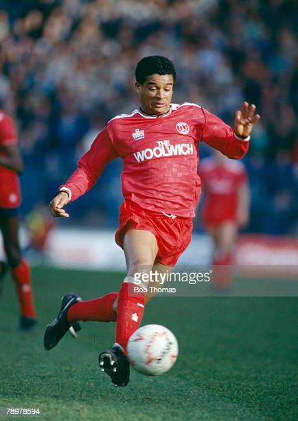 4th March 1989 Division 1 Paul Williams Charlton Athletic