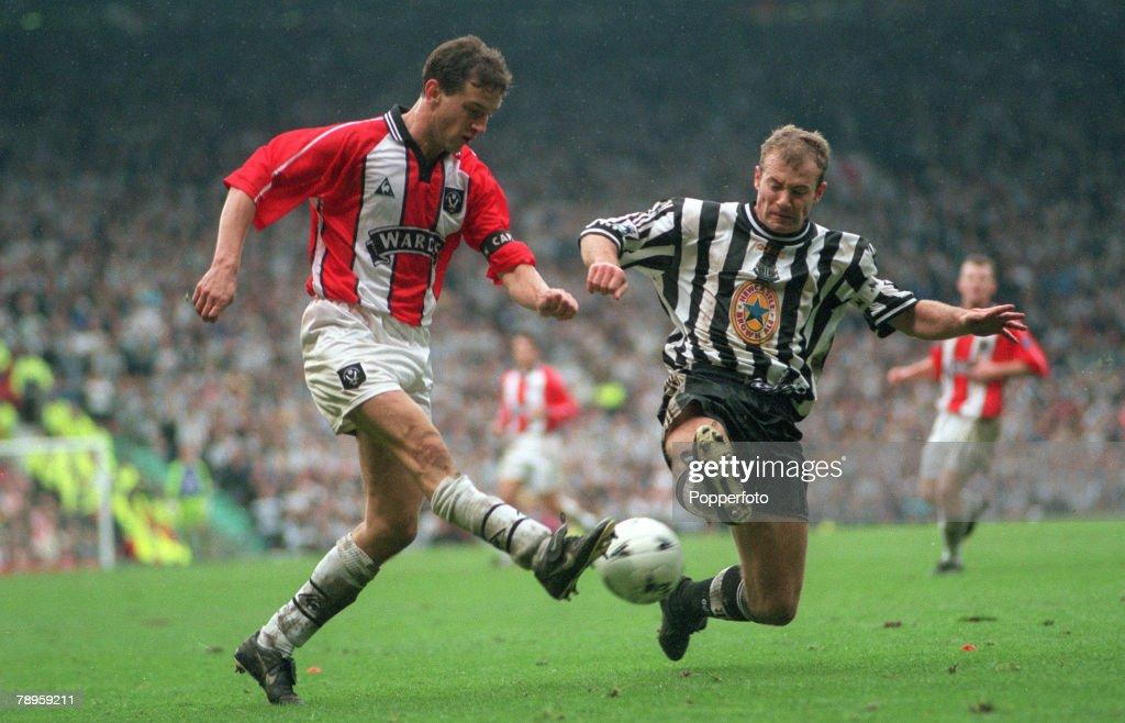 5th April 1998, FA, Cup Semi - Final at Old Trafford ...